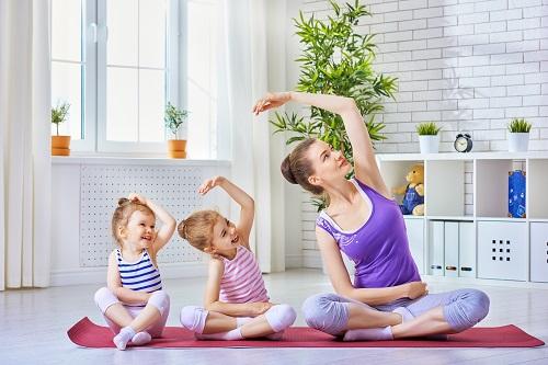 yoga en studio