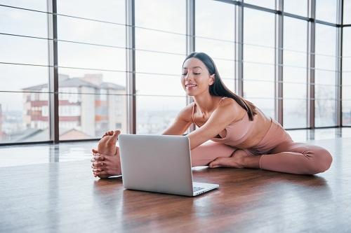 Les différents types d'exercices de relaxation dynamique
