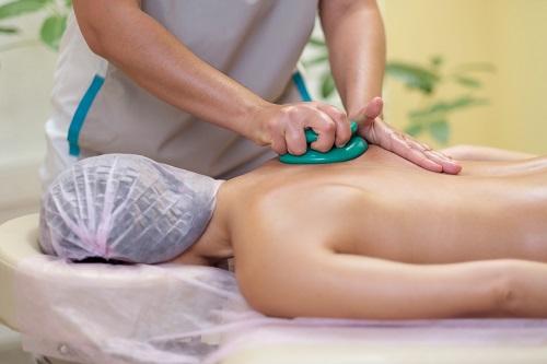 Massage en entreprise dans les Alpes-Maritimes